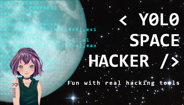 yolo space hacker video game proxy english